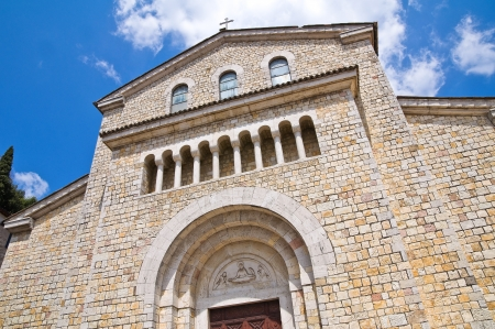 Church of St  Lucia  Amelia  Umbria  Italy   Stock Photo - 16940438