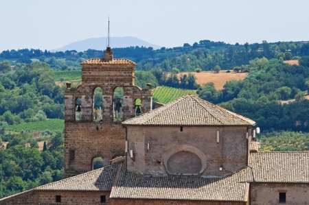 orvieto: Iglesia de San Francesco Orvieto Umbria Italia