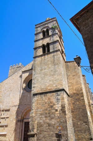 Church of St  Pancrazio  Tarquinia  Lazio  Italy   photo