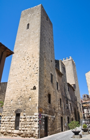 Alleyway  Tarquinia  Lazio  Italy Stock Photo - 16965377