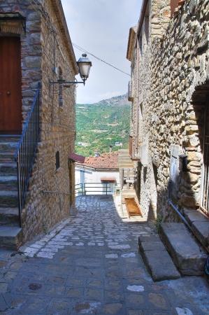 valsinni: Alleyway  Valsinni  Basilicata  Italy