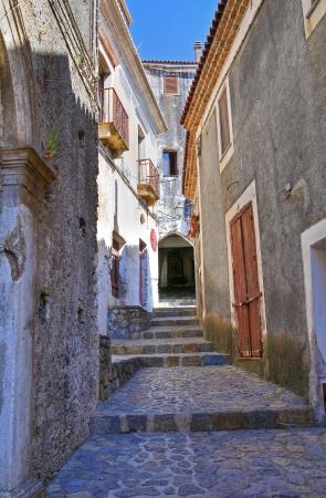 calabria: Alleyway  Scalea  Calabria  Italy