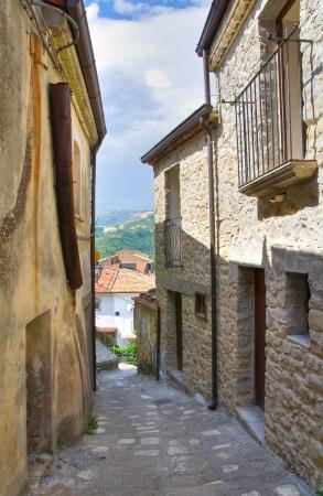 Alleyway  Valsinni  Basilicata  Italy Stock Photo - 17204821