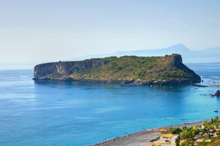 praia: Dino island  Praia a Mare  Calabria  Italy