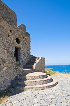 Talao tower  Scalea  Calabria  Italy  Stock Photo - 17204822