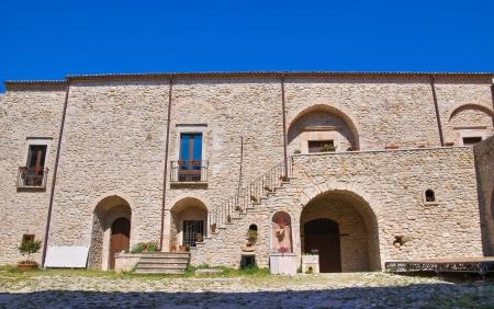 santagata: Castle of Santagata di Puglia  Puglia  Italy