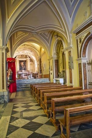 Cathedral of St  Nicola  Santagata di Puglia  Puglia  Italy  Stock Photo - 17202364