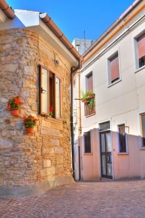 Alleyway  Santagata di Puglia  Puglia  Italy Stock Photo - 17238179