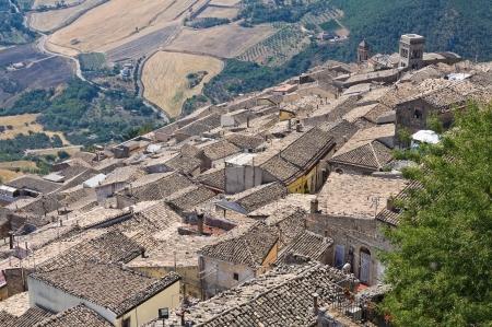Panoramic view of Sant photo