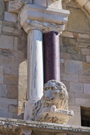 daunia: Cathedral of Troia  Puglia  Italy