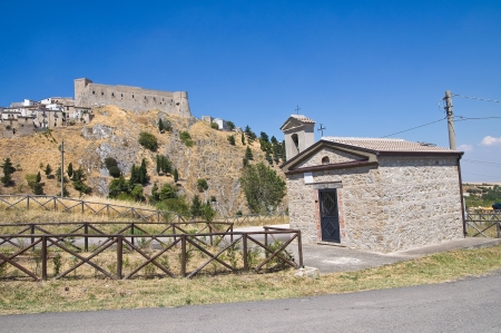 daunia: Church of St  Gerardo  Deliceto, Puglia  Italy