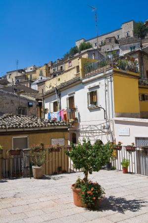Alleyway  Santagata di Puglia  Puglia  Italy