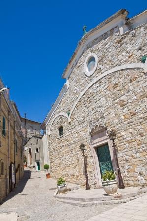 Cathedral of St  Nicola  Santagata di Puglia  Puglia  Italy Stock Photo - 17240711