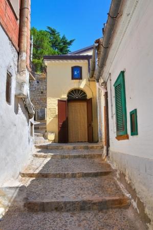 Alleyway  Santagata di Puglia  Puglia  Italy Stock Photo - 17240686