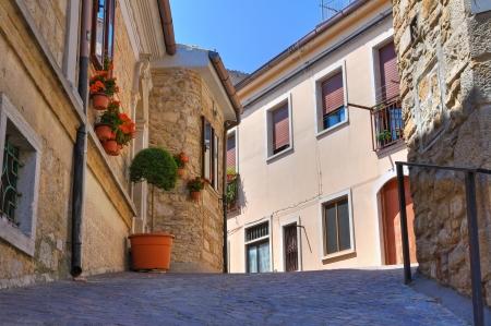 Alleyway  Santagata di Puglia  Puglia  Italy Stock Photo - 17240740