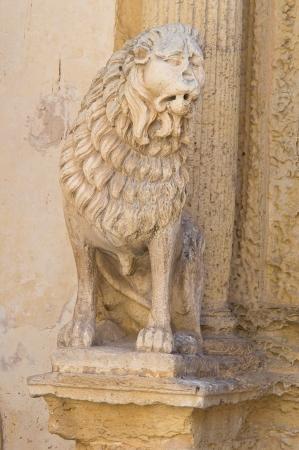 carmine: Chiesa del Carmine. Nard�. Puglia. Italia. Archivio Fotografico