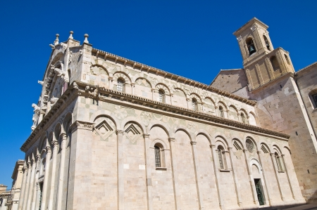 Cathedral of Troia. Puglia. Italy.  photo