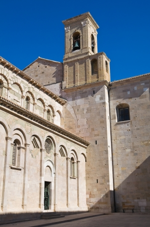 Cathedral of Troia  Puglia  Italy   photo