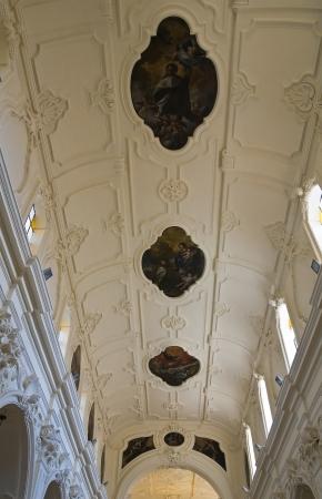 carmine: Chiesa del Carmine. Nardo. Puglia. Italia. Editoriali