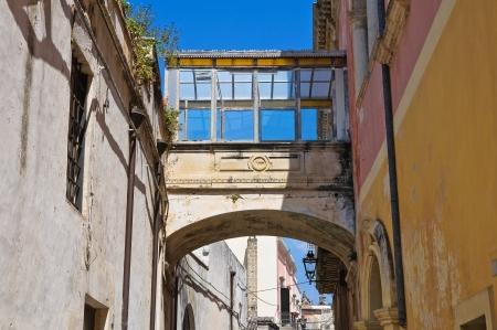 De Pandi Palace  Nardò  Puglia  Italy Stock Photo - 17363953
