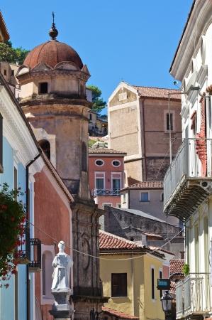 Alleyway. Maratea. Basilicata. Italy. Stock Photo - 17377746