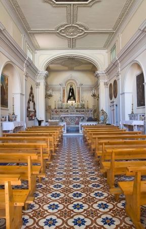maratea: Church of Addolorata  Maratea  Basilicata  Italy   Editorial