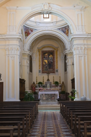 Church of Annunziata  Maratea  Basilicata  Italy   Stock Photo - 17378057