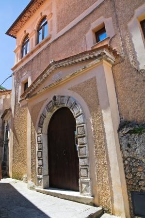 maratea: De Lieto Palace  Maratea  Basilicata  Italy