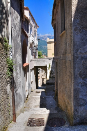 Alleyway  Maratea  Basilicata  Italy   photo