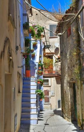Alleyway  Maratea  Basilicata  Italy   photo