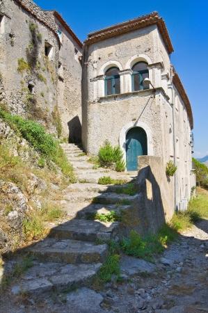 maratea: View of Maratea. Basilicata. Italy.