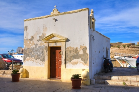Church of St  Cristina  Gallipoli  Puglia  Italy   Stock Photo - 17439169