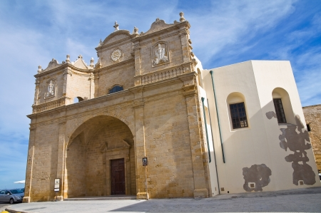 Church of St  Francesco di Assisi  Gallipoli  Puglia  Italy  Stock Photo - 17465688