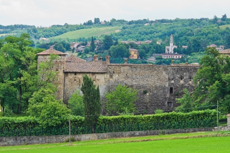 Castle of Statto. Emilia-Romagna. Italy. Stock Photo - 17465710
