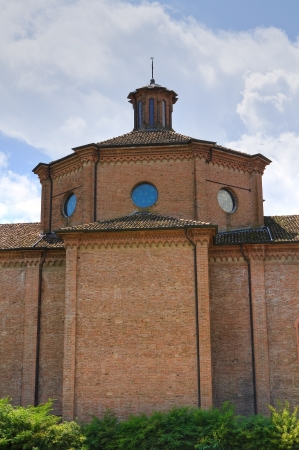lorenzo: Church of St. Lorenzo. Gazzola. Emilia-Romagna. Italy.