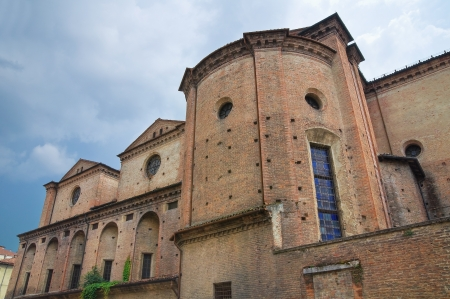 church of the holy sepulchre: Church of Holy Sepulchre  Piacenza  Emilia-Romagna  Italy