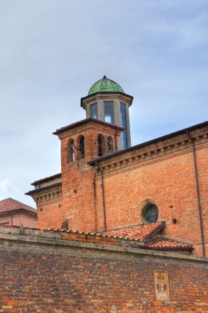 piacenza: Church of St  Giuseppe  Piacenza  Emilia-Romagna  Italy