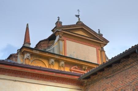 ecclesiastical: Church of St  Sisto  Piacenza  Emilia-Romagna  Italy