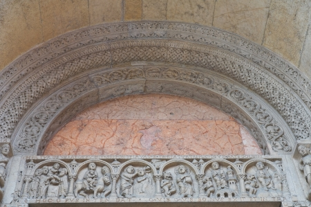 piacenza: Catedral de Piacenza Emilia-Romagna Italia