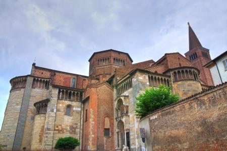 piacenza: Cathedral of Piacenza  Emilia-Romagna  Italy