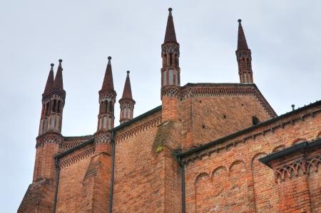 Basilica of St  Antonino  Piacenza  Emilia-Romagna  Italy   photo