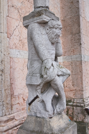 piacenza: Catedral de Piacenza. Emilia-Roma?a. Italia.