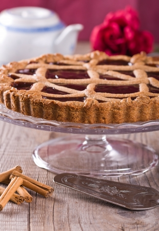 Linzer Torte photo