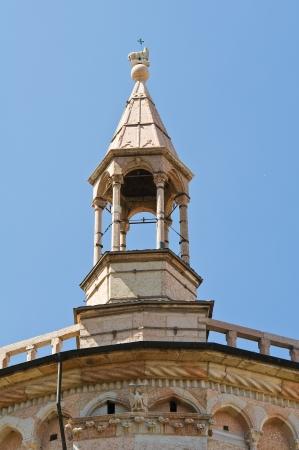 Baptistery of Parma  Emilia-Romagna  Italy  Stock Photo