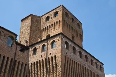 urbanistic: Castle of Music. Noceto. Emilia-Romagna. Italy.