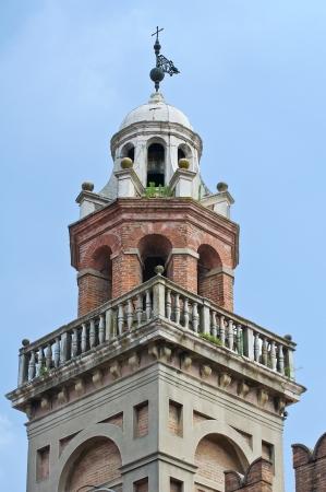 governor: Governor palace. Cento. Emilia-Romagna. Italy. Editorial