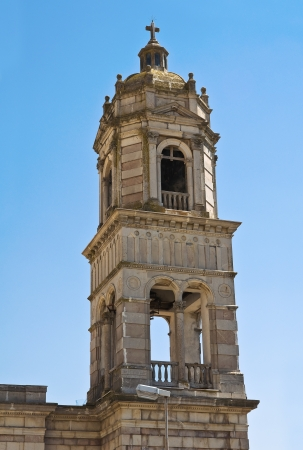 santagata: Church of St  Annunziata  Santagata di Puglia  Puglia  Italy