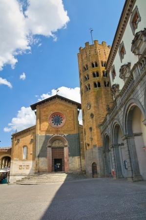Church of St. Andrea. Orvieto. Umbria. Italy. Stock Photo - 18306311