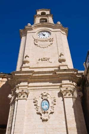 clocktower: Clocktower. Massafra. Puglia. Italy.