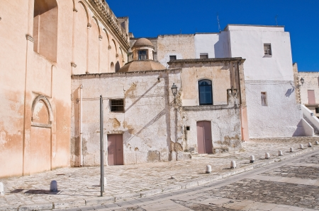 Mother Church of Massafra. Puglia. Italy. Stock Photo - 18415613